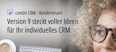 combit CRM Version 9 ist released