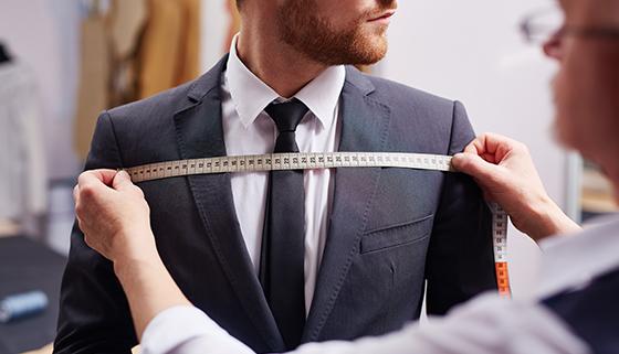 Maßnahme Anzug