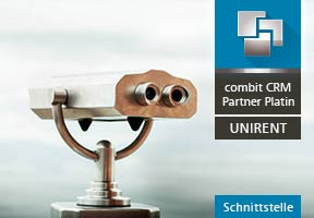 CRM Outlook Connector - immer bidirektional mit Outlook verbunden