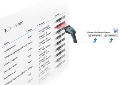 crm-software-kontaktliste-barcodes