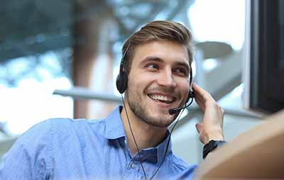 CRM Programm für Vertrieb und Kundenservice