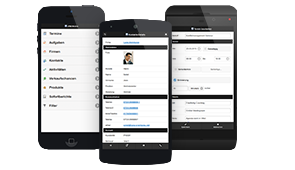 CRM Webaccess mobile