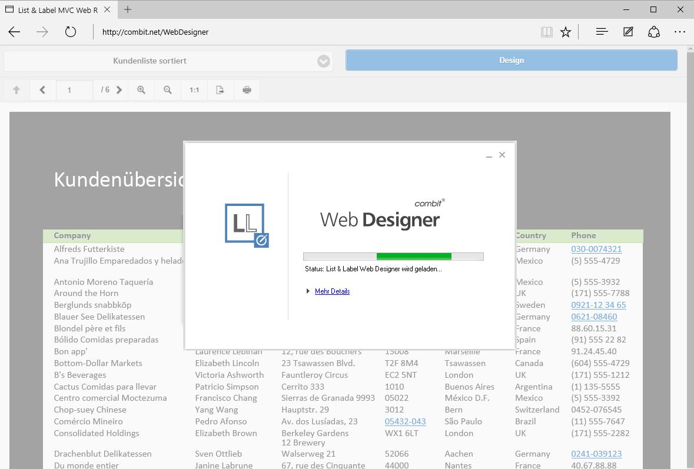 Ad-hoc designer