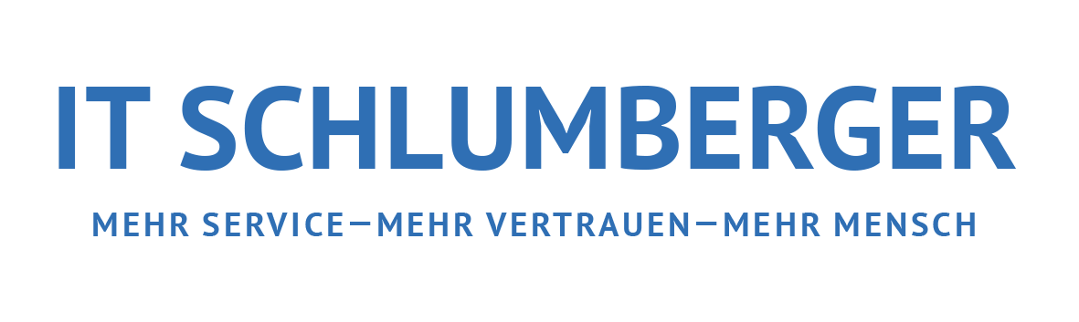 IT Schlumberger Logo