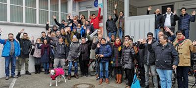combit Mitarbeiter spenden mehr als 15.000 Euro für Opfer von Zyklon Idai