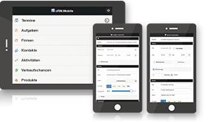 mobiler Zugang zu Adressen und Kontakten