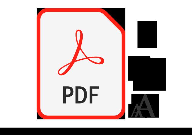 Neuer PDF Export