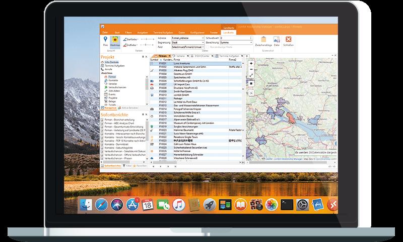 combit crm cloud app fuer pc und mac