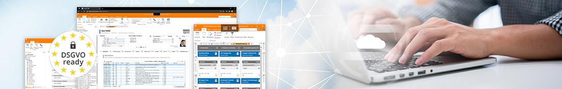 cloud CRM DSGVO ready