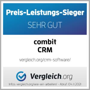 Preis-Leistungs-Sieger Adressverwaltung