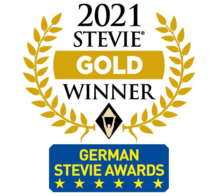 List & Label gewinnt Gold bei den German Stevie Awards