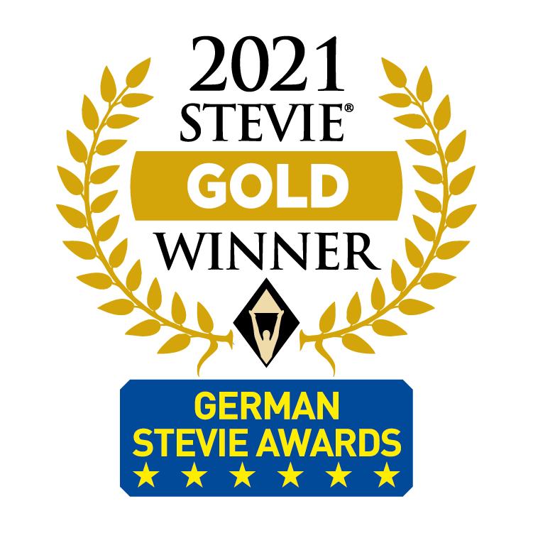 Geraman Stieve Award Gold Winner