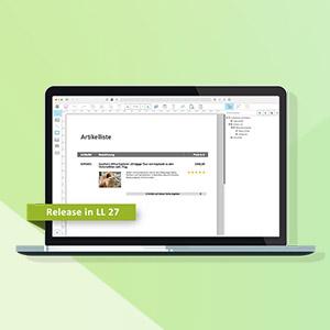 Alpha Release: Der neue Web Report Designer in List & Label